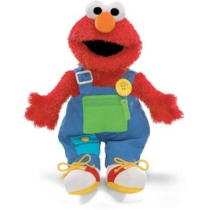 Gund Teach Me Elmo - 15.75""