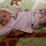 Using Cloth Diapers – Giving Prefolds a Chance