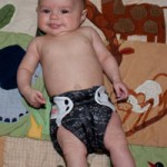 Infant Diaper Rash and Flipping Out over Cloth Diapers