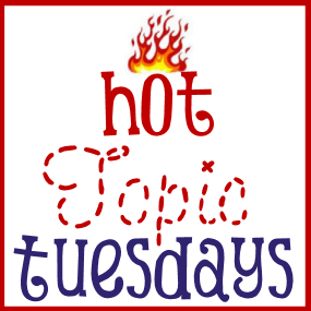 Hot Topic Tuesday: Baby Shoes