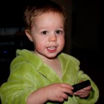 Toddler Behavior, 911, and How Norton Got an iPod Touch