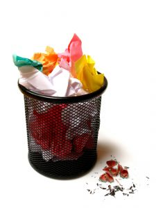 Decluttering – The Traditional Post Holiday Purge (image by nkzs @Stock xchange)