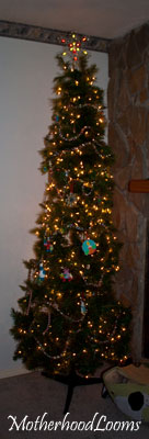 Christmas Traditions – Our Tacky Tree