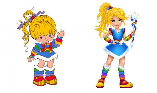 Rainbow Brite's Updated Look and Making Excuses