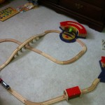 Wooden Railway Fun
