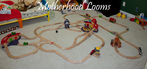 Train Track Tuesday #4